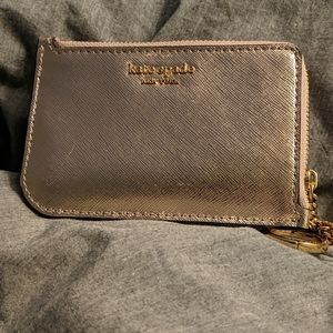Kate Spade Mini Card Wallet with FOB